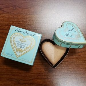 NWT Too Faced Sweethearts Bronzer